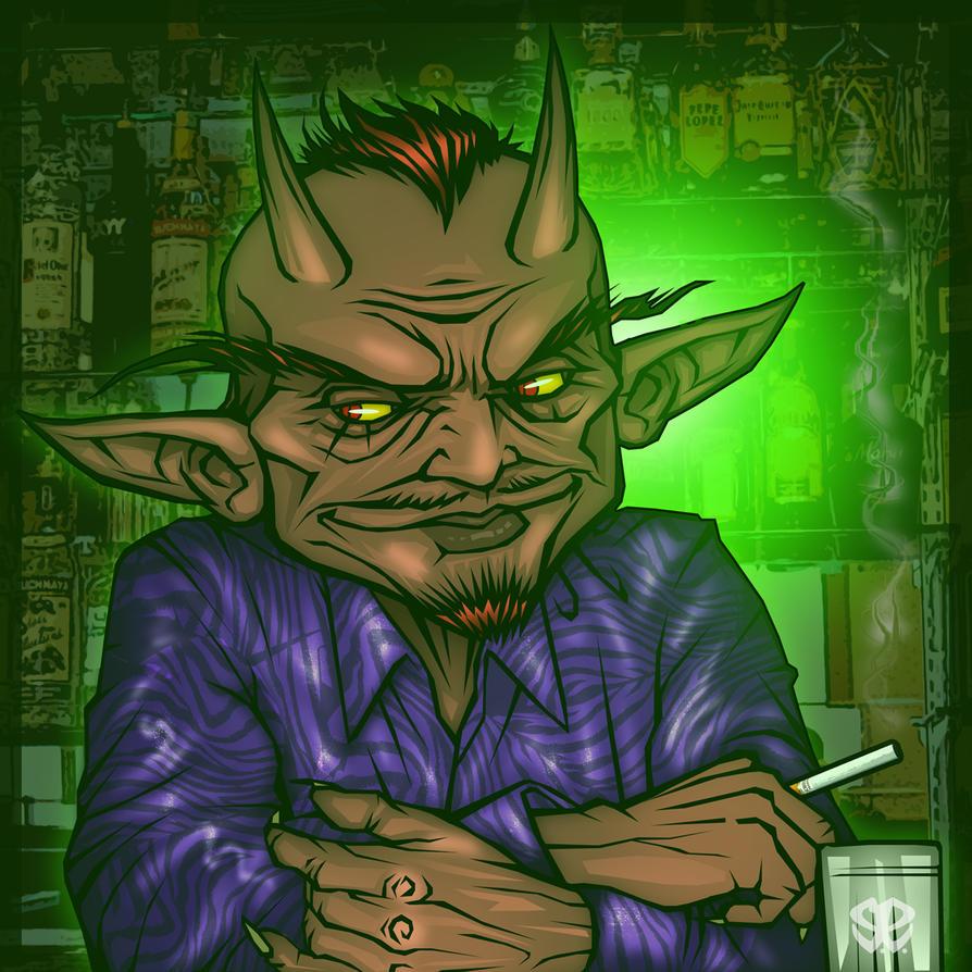 The Bartender by Revelationchapter9