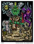 The Black God Osiris - Jinn of Spirit Division