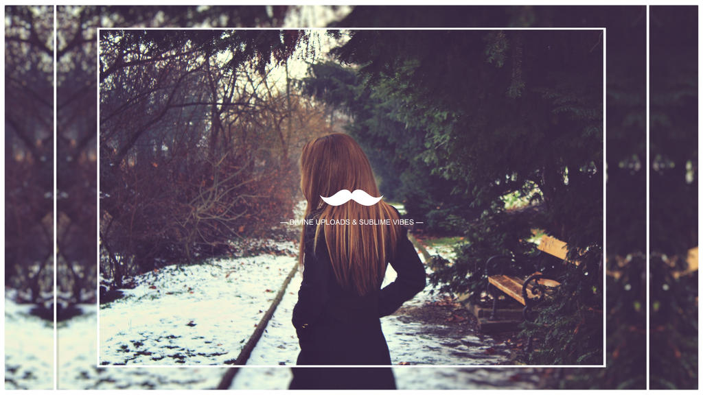 Jxxsh Minimal BG Logo Winter Frames Stache by J-FN on DeviantArt
