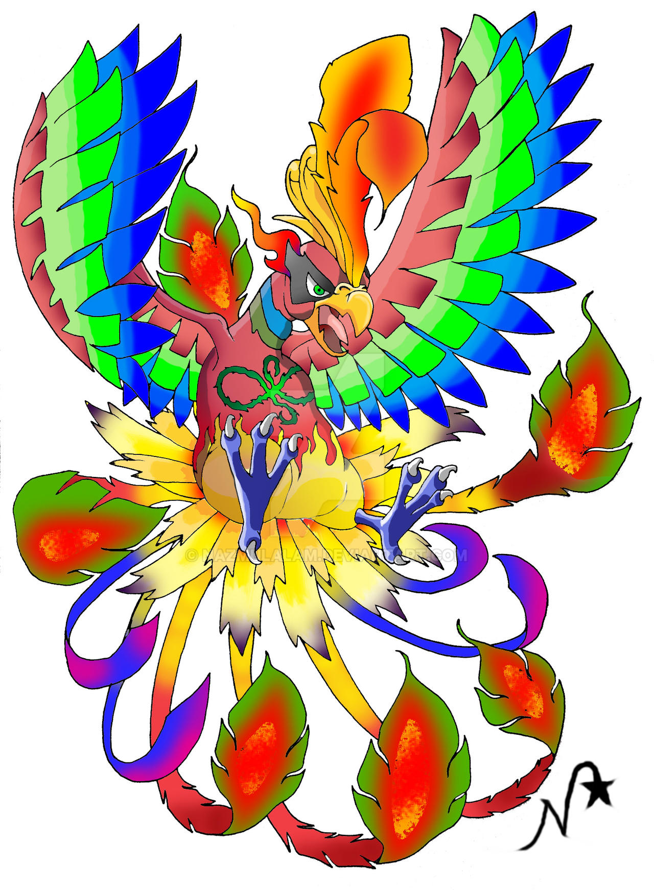 mega ho oh by - photo #7