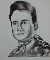 Evergreen Actor Dev Anand.