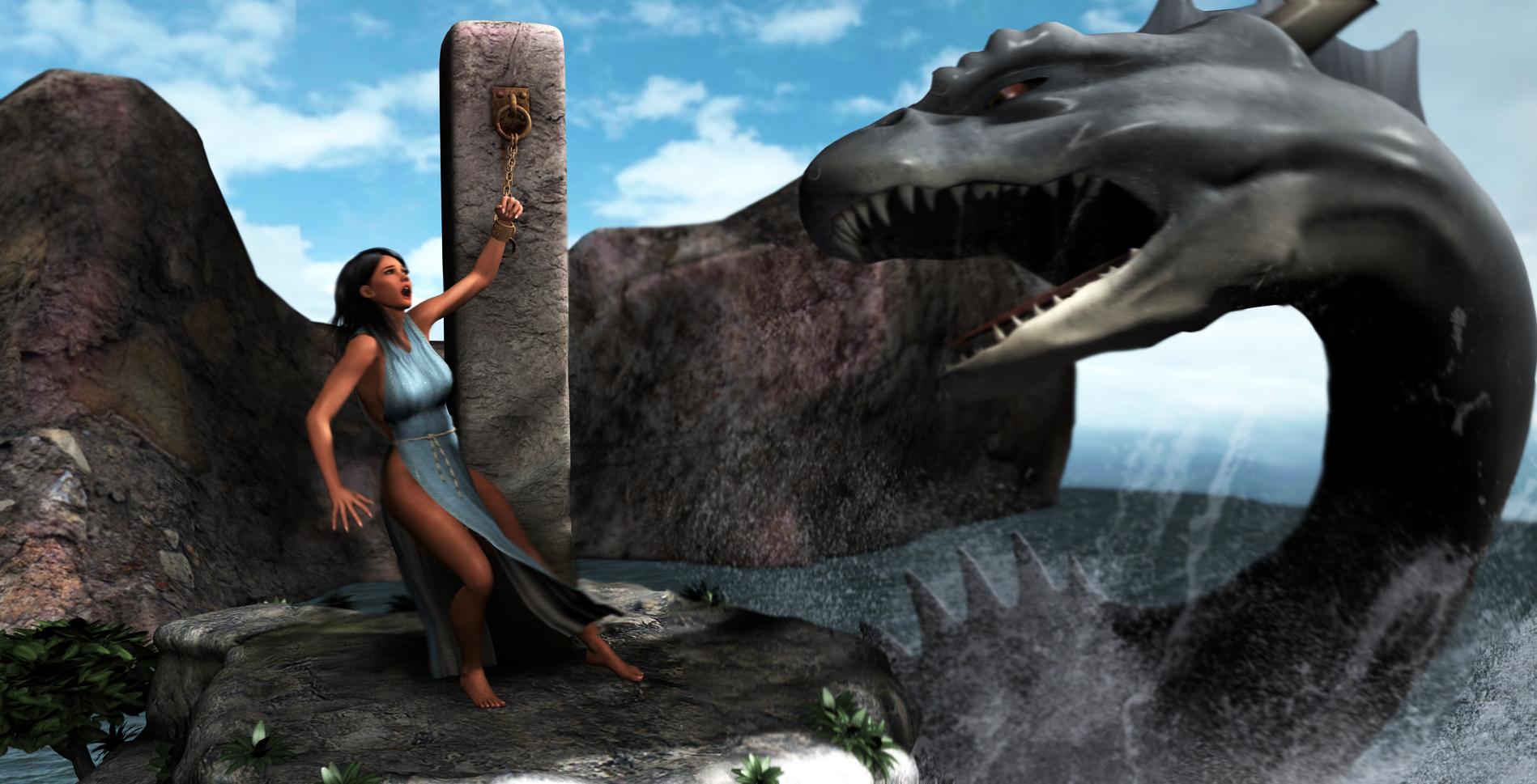 Чудовище ебет красотку, Красавица ебется с чудовищем и кончает 7 фотография