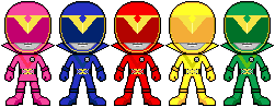 Super Sentai Mireniranger by gabitegross