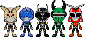 Machine Empire Generals by gabitegross