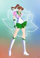 Eternal Sailor Jupiter by spike110