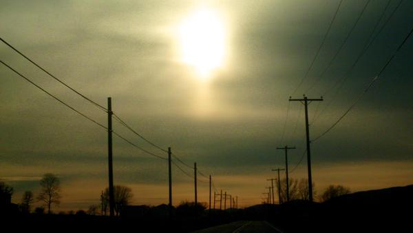 PA sky by beryl1435