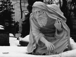Powazki Cemetery III by k-a-d-a-t-h