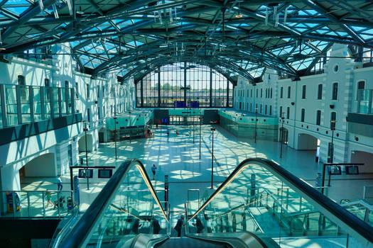 Lodz Fabryczna railway station