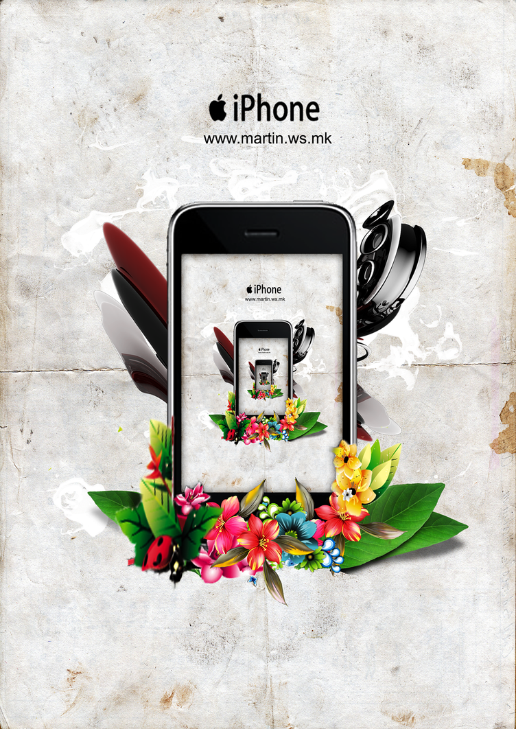 IPhone 2 by Martinstojcev