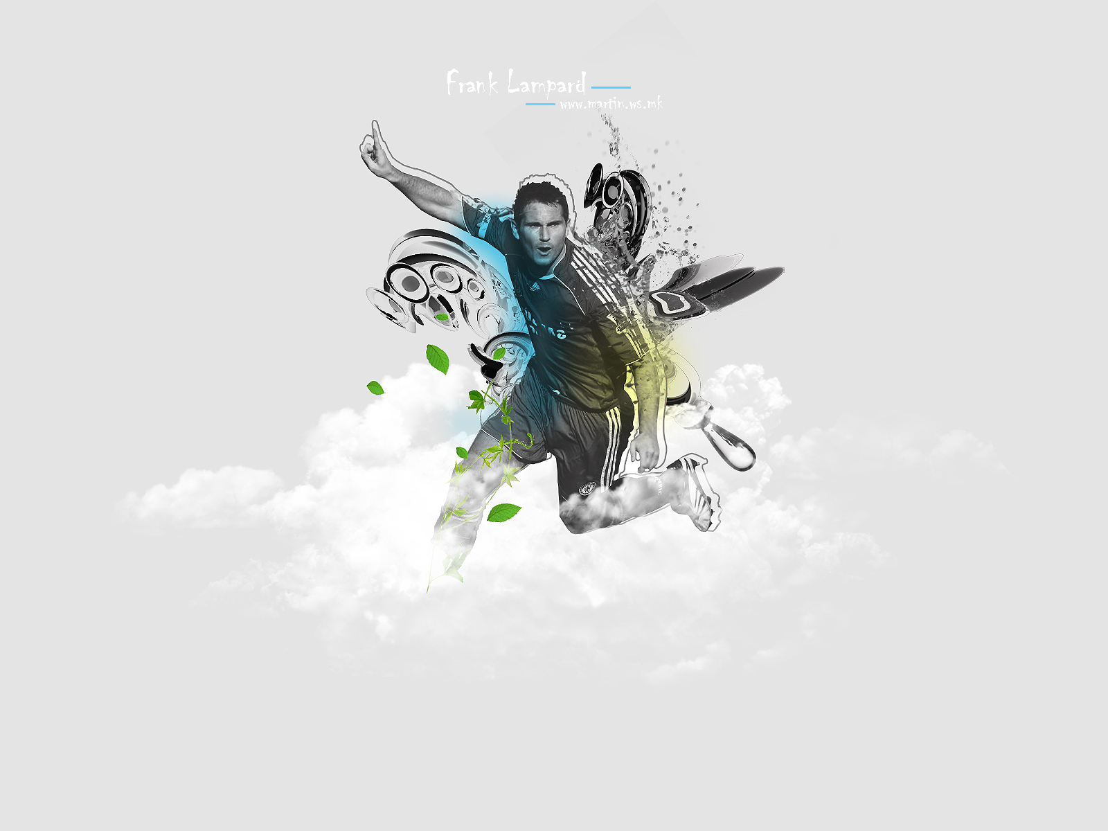 Frank Lampard by Martinstojcev
