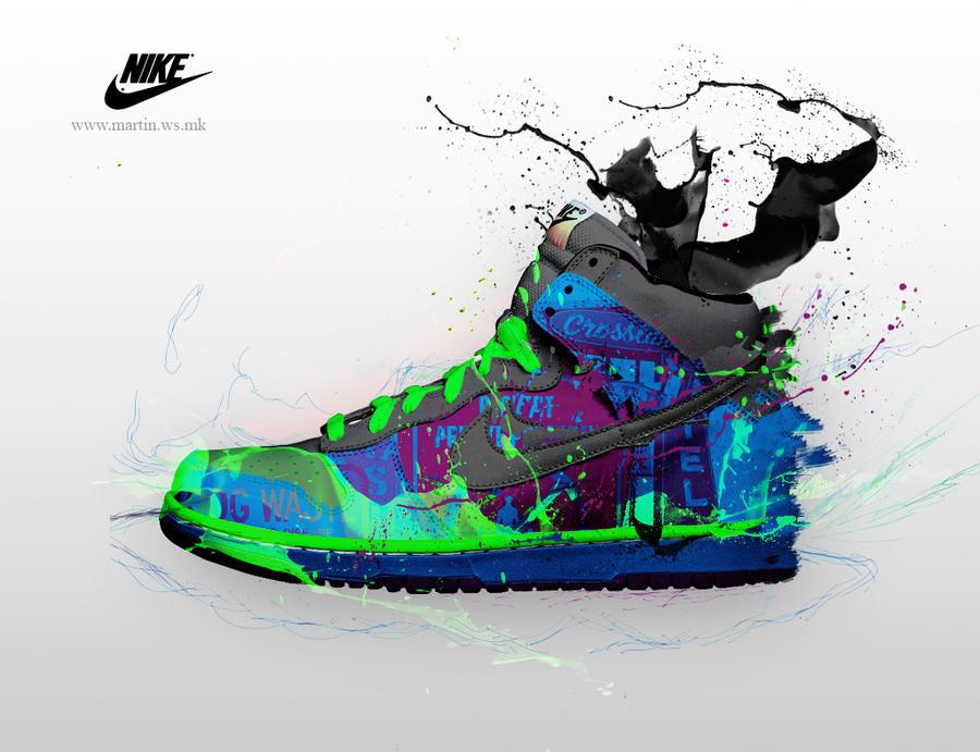 Nike 2 by Martinstojcev