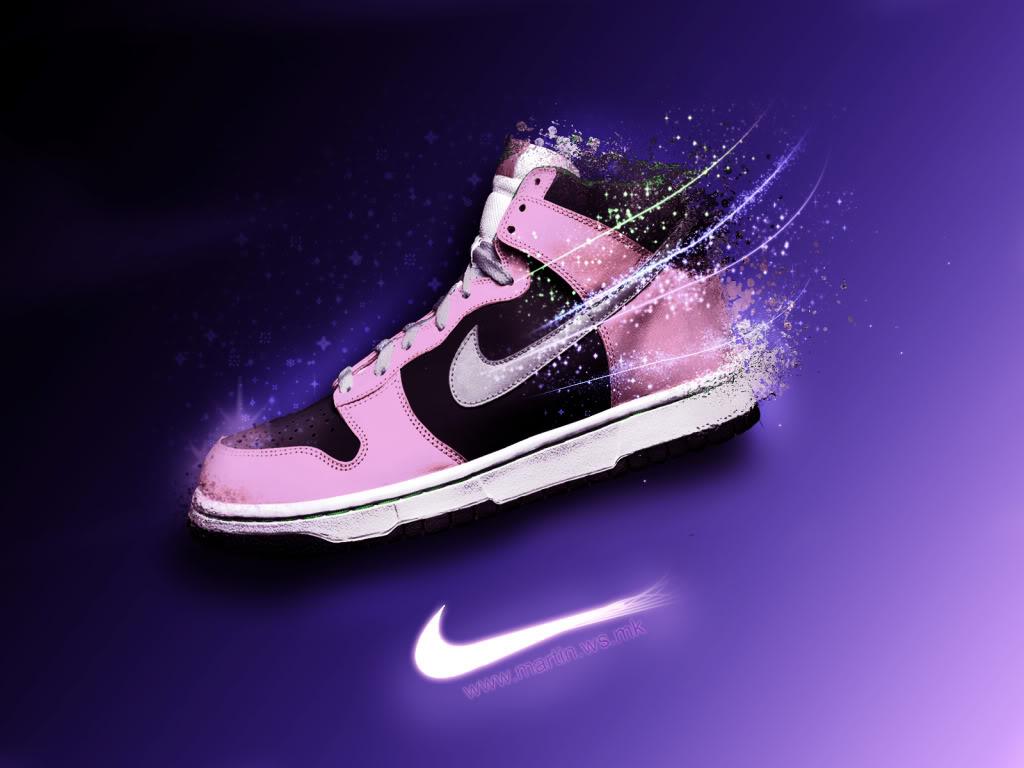 Nike Dunk High by Martinstojcev