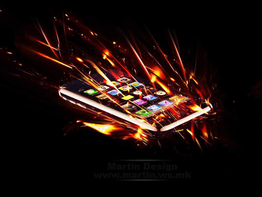 Iphone 3 by Martinstojcev