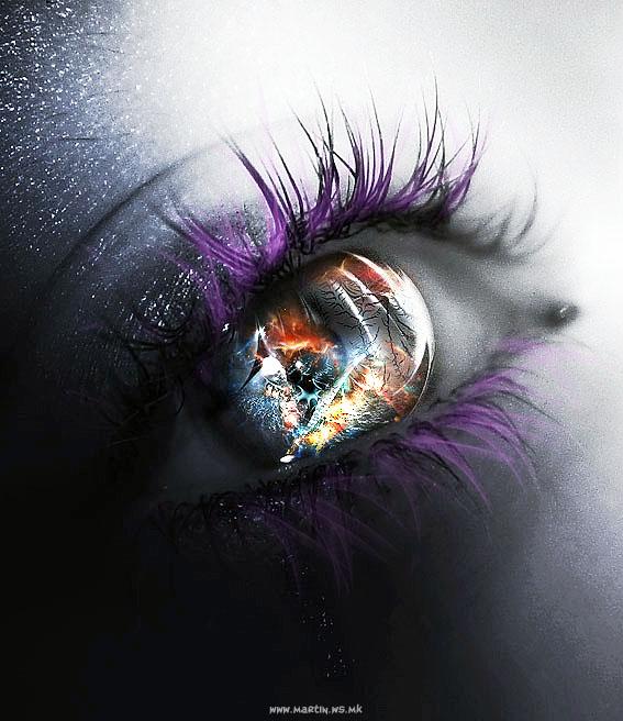 Eye by Martinstojcev