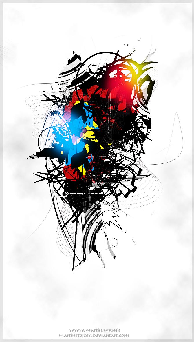 Martin Abstract by Martinstojcev