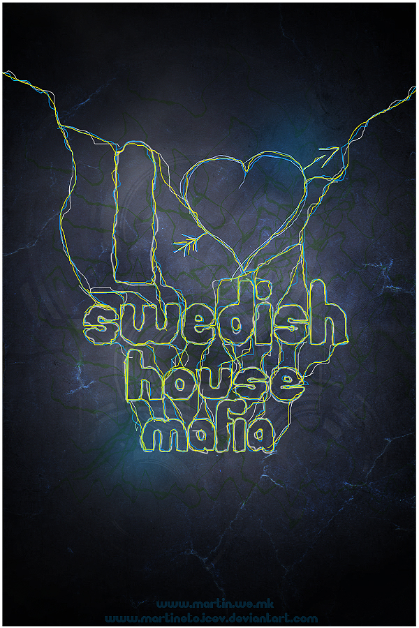 I Love Swedish House Mafia by Martinstojcev