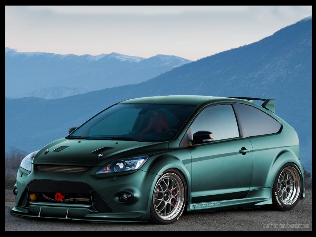 Ford Focus RS by Martinstojcev