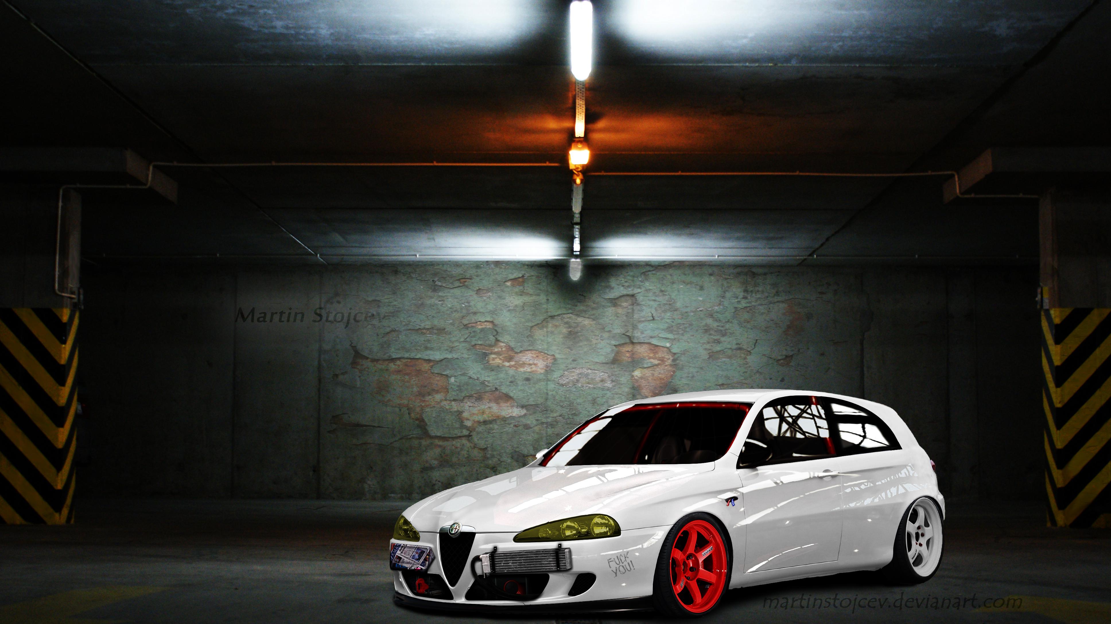 Alfa 147 by Martinstojcev