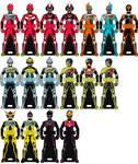 Ranger Keys: Kamen Rider Ex-Aid