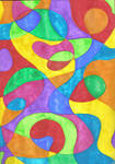Abstract Colours :D by DarkenedRainbow