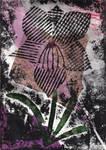 Pink Flower? by DarkenedRainbow