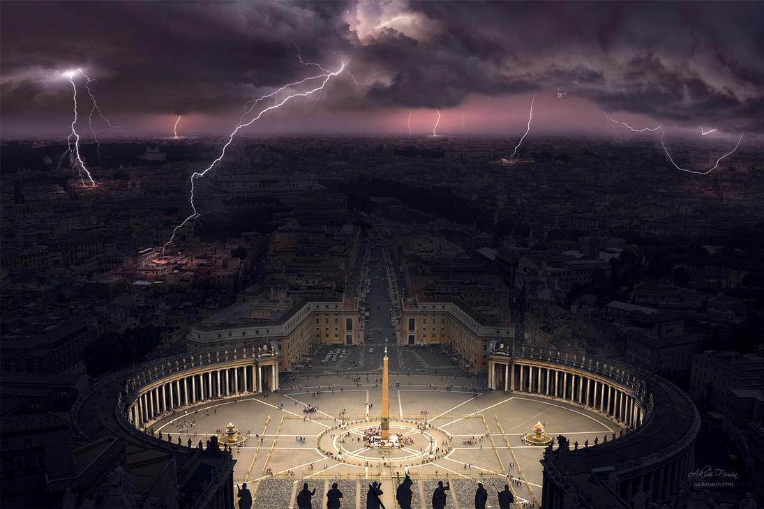 Vatican by akimfimin