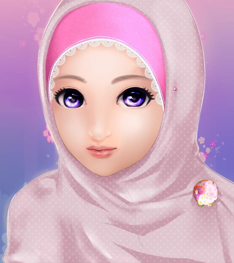 I Love Hijab by ainosora