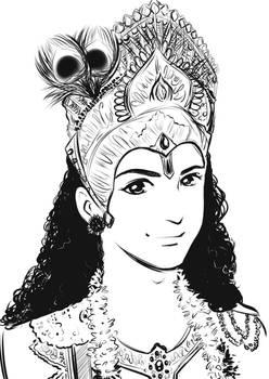Krishna - Mahabharat