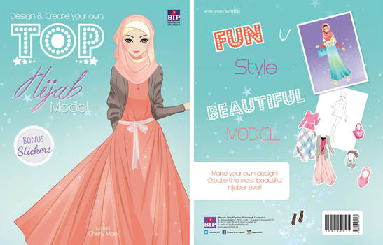 TOP HIJAB MODEL - Book