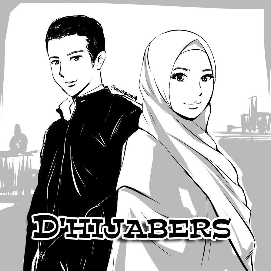 D'Hijabers by ainosora