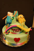 adventure time cake 1 by soup1335