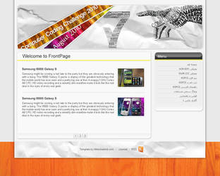 CCC7 Programming Contest web by mehrdadsml