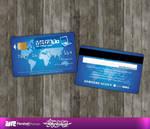Metra Computer Business Card