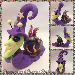 SnailWitch  by diablosbelle