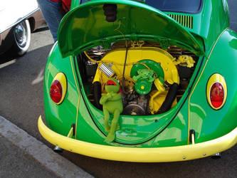 Kermit Mobile by owlssayhooot