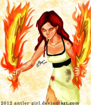 Angelfire's Ellie Monroe the PRELIATOR
