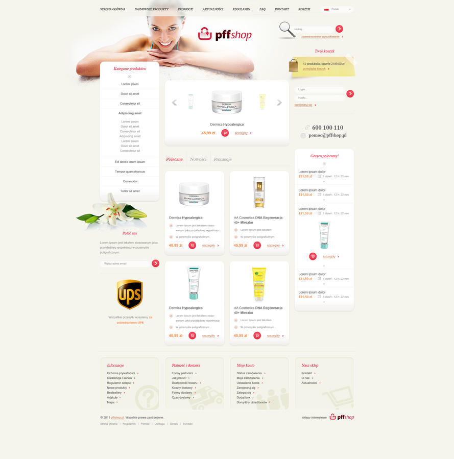 pffshop 5 by slayerprk d3fkjy8 Web Design Interface Collection of Inspiration