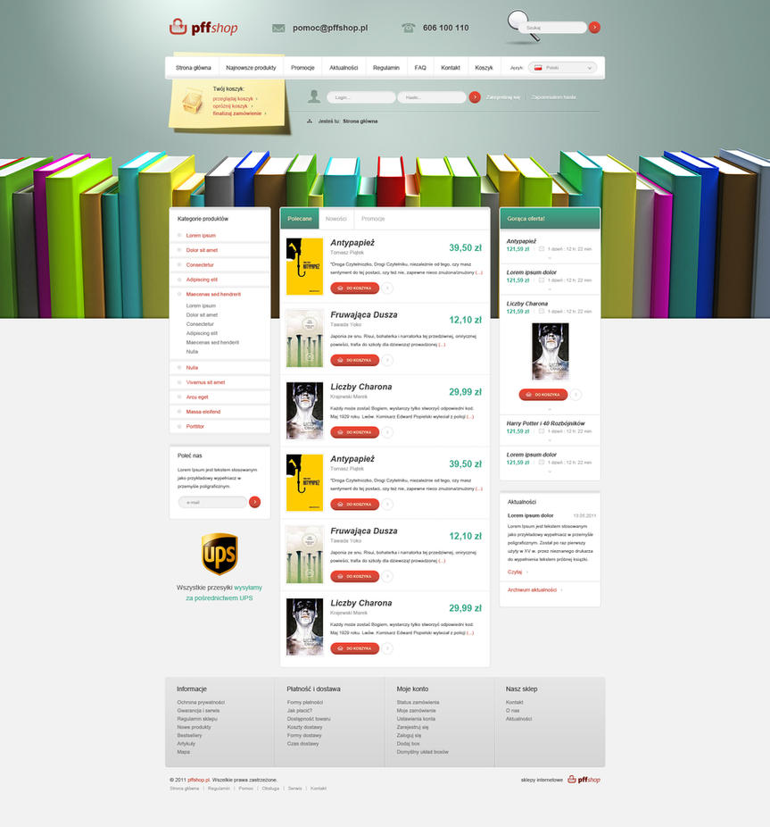 pffshop 6 by slayerprk d3g93ja Web Design Interface Collection of Inspiration