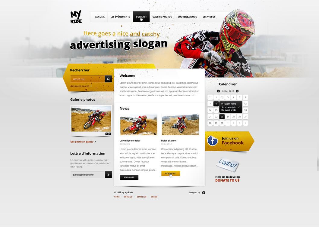 Motocross by SlaYerprk