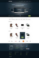 Dazzling - OpenCart Responsive Theme