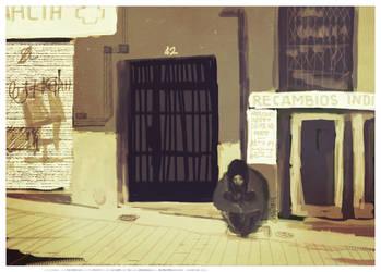street SN01 by Ugly-Vega