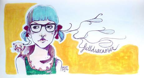furrdurcaoser by Ugly-Vega