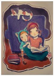 books by Ugly-Vega