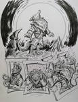 Ba 09 Werewolf Challenge
