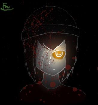 Half Dead...? (Darker ver.) by ForestWarrior12