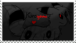 Kuroyami stamp small by CrispyCh0colate