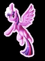 Twilight Sparkle by CrispyCh0colate
