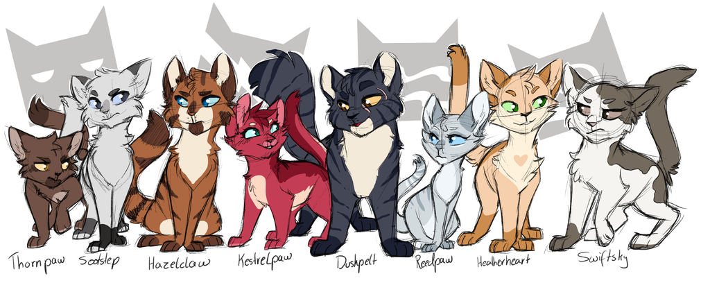 Warrior Cats Claws