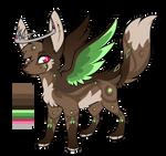 Angel Fox Custom by CrispyCh0colate