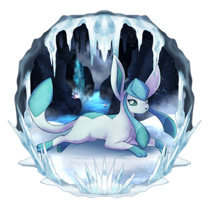 Crest Glaceon